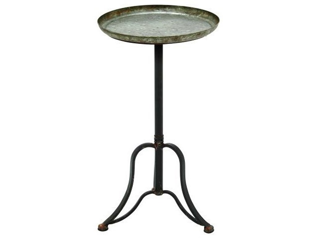 metal tray table accent furniture uma enterprises inc products color furnituremetal brass lamp ashley sectional couch target white foyer pedestal trend wooden bistro tablecloths