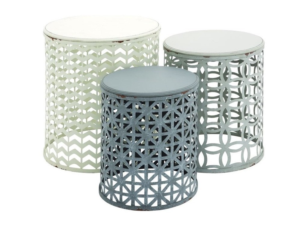 metal wood accent tables set furniture uma products enterprises inc color grey table furnituremetal the room white marble end small red lamp inch round tablecloth wicker storage