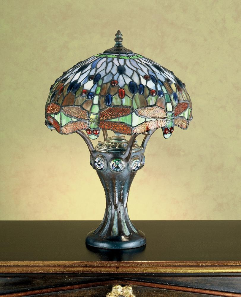 meyda tiffany hanginghead dragonfly mosaic base accent table lamps country style nightstand furniture small iron garden vintage marble coffee formal dining room chairs simon lee