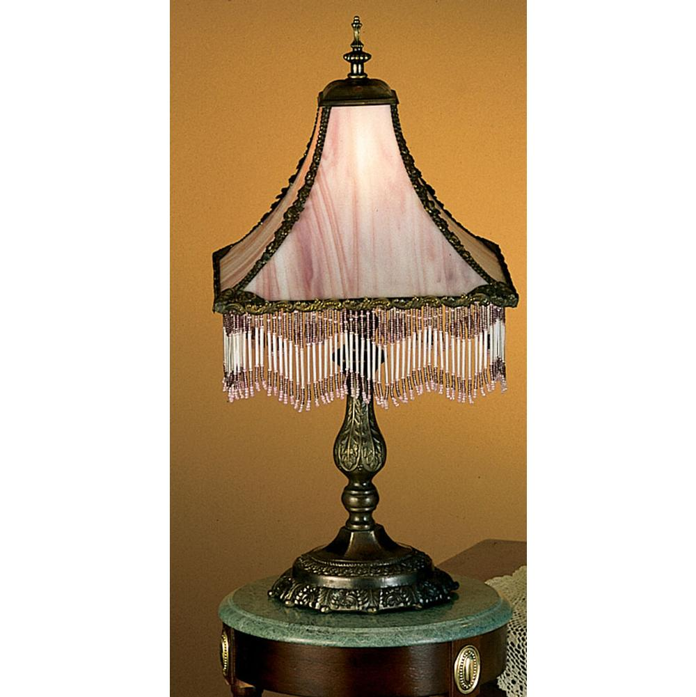 meyda tiffany trinity whole distributors traditional myd accent table lamps victoria fringed lamp simon lee furniture magnussen side ikea high top entryway console large acrylic