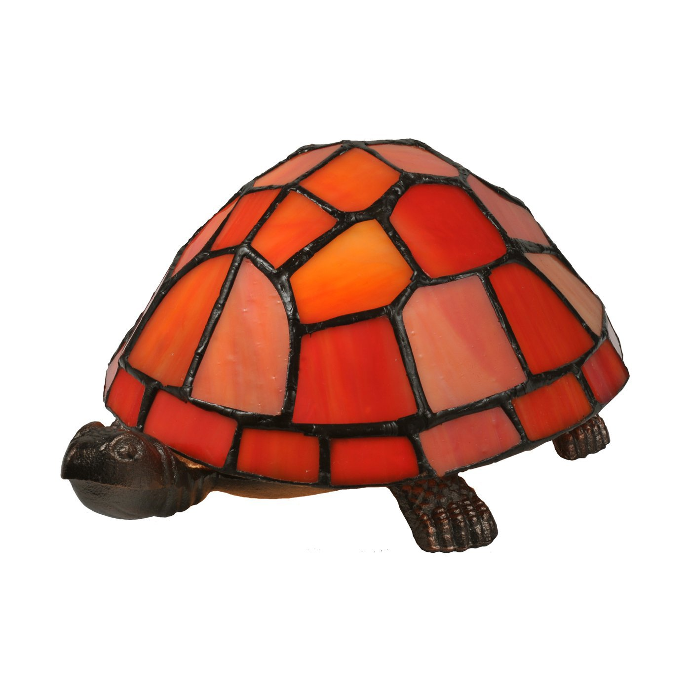 meyda tiffany turtle accent table lamp atg lamps rectangle glass coffee girls desk blue side elephant sculpture ethan allen dining room chairs ikea high top counter height