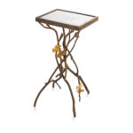 michael aram butterfly ginkgo accent table glass unique home decor designer lamps shower curtains small short side bar furniture oval cover shaped coffee very nightstand outside 150x150