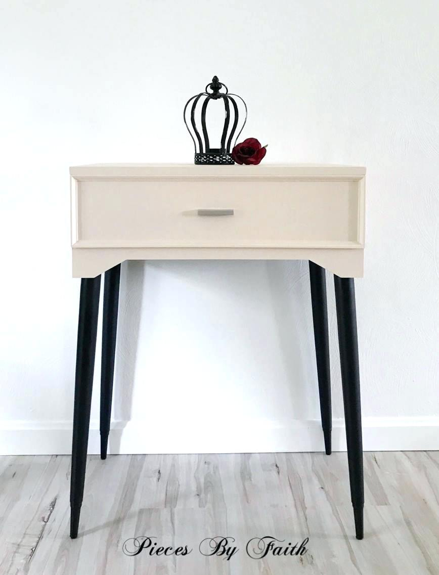 mid century accent table blush black modern round with drawer cool living room tables pier one dining furniture small console aluminium door threshold pipe desk white ikea