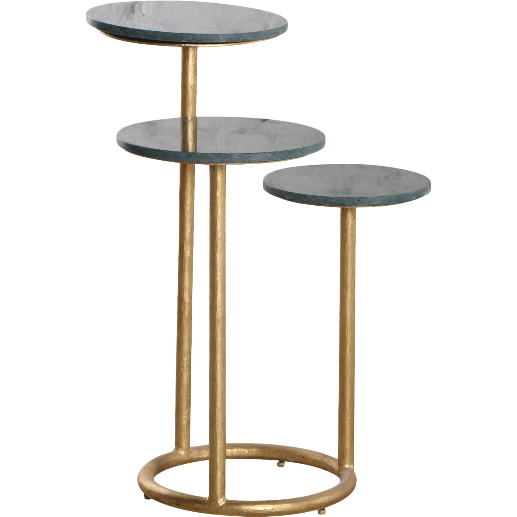mid century modern marble trio accent table chairish target dinosaur bedding outdoor bar stools tan plastic covers metal drum patio bench velvet furniture antique serving pink