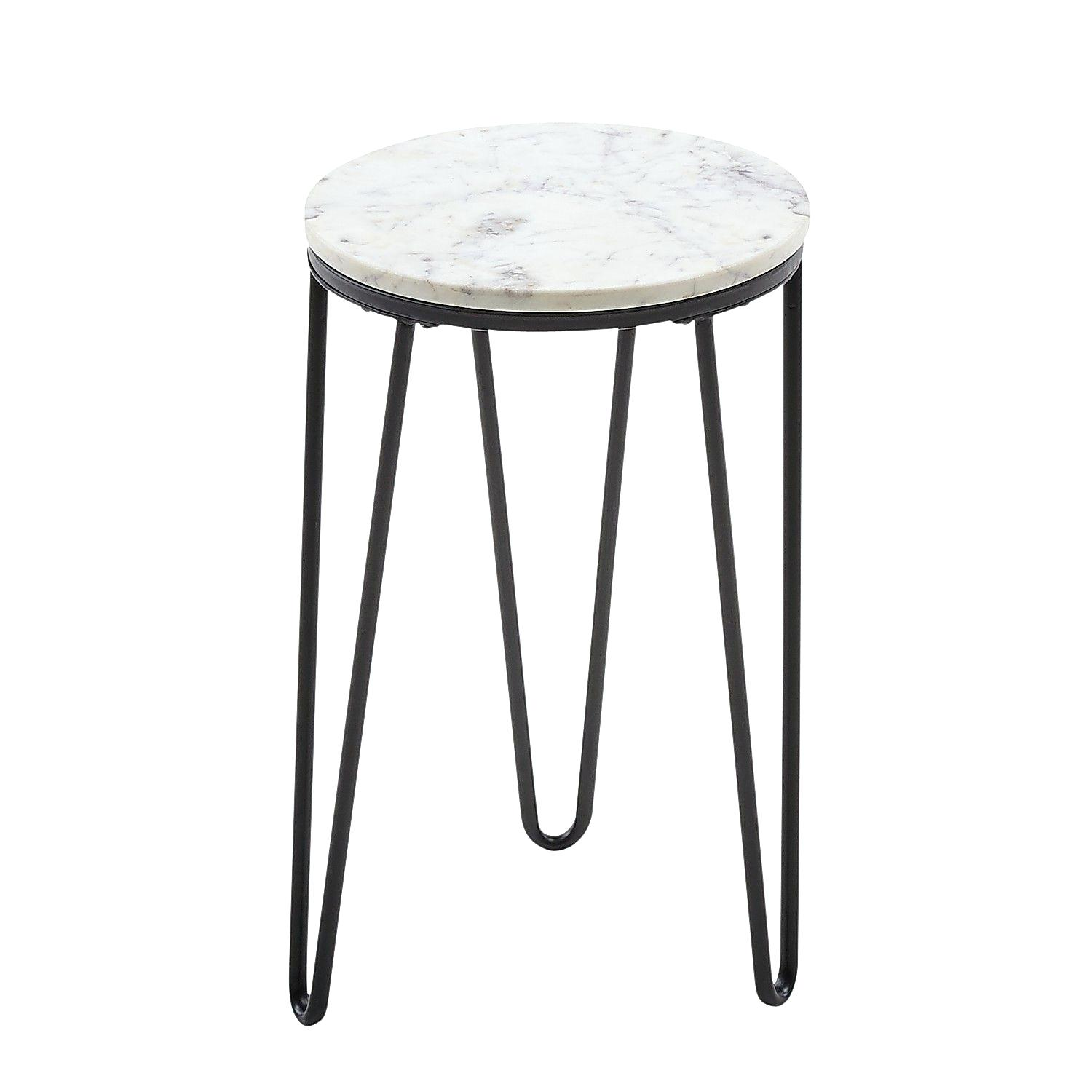 mid mod gray accent table zoom pier tables kenzie save this item kirklands wall decor baby scale target small silver lamps buffet cabinet console mirrors half moon square nesting
