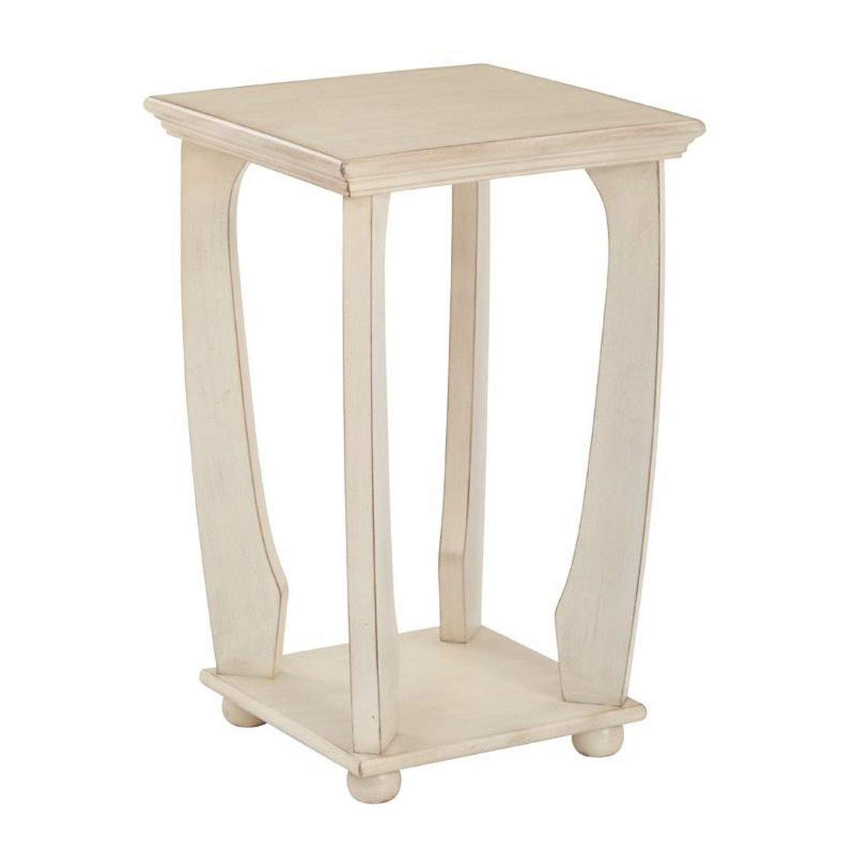 mila square accent table bizchair office star products main wood our osp designs antique white now anchor lamp tile patio outdoor furniture easy fruity mixed drinks small