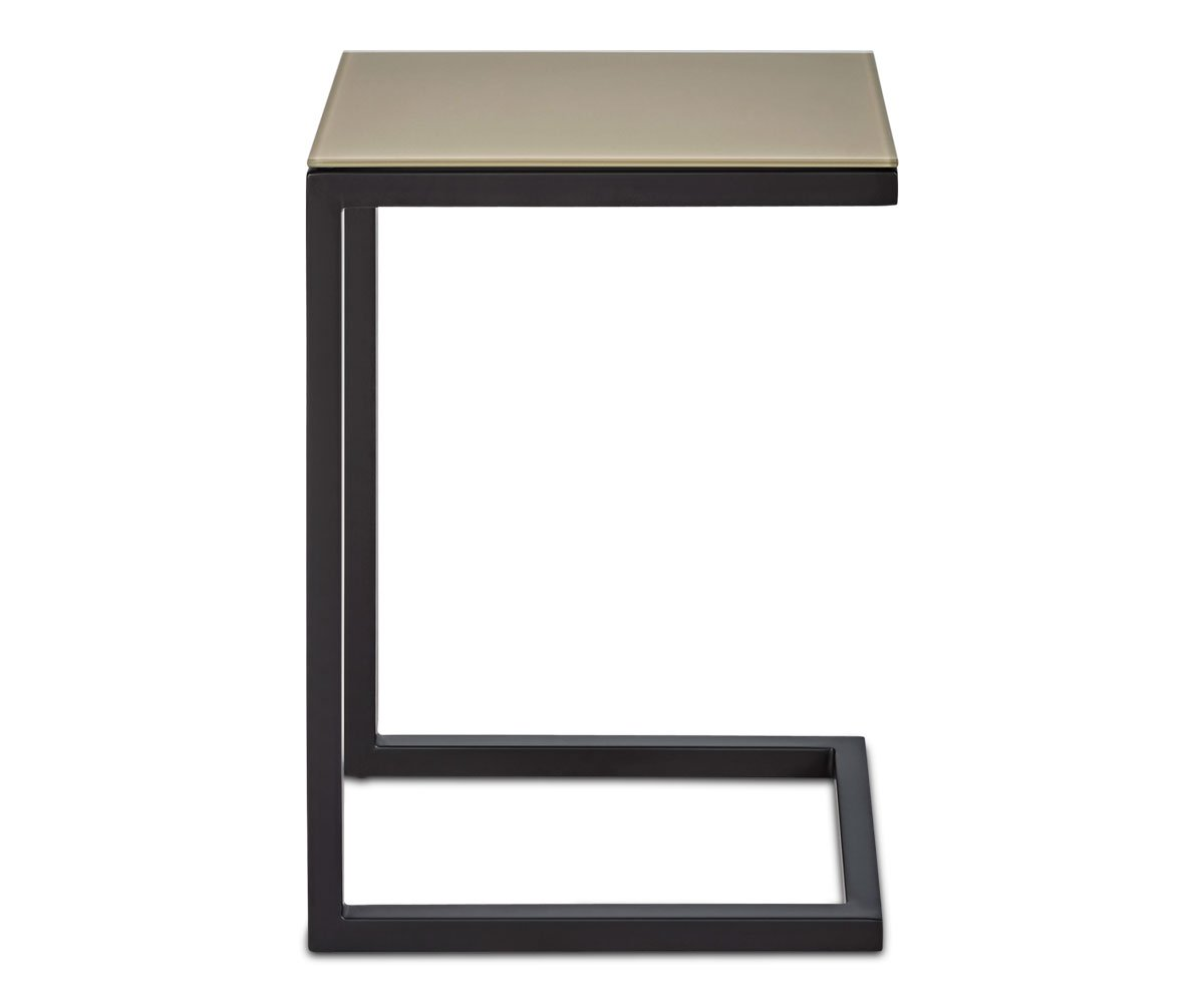milla glass accent table dania furniture lat metal small cherry wood diy bar real coffee and end tables curtain rods jcpenney rugs clearance elephant top gray ashley nesting