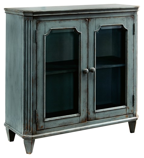 mirimyn multi door accent cabinet cabinets round table restoration hardware couch small side what color sage wine holder piece chair and set front porch chairs black stacking