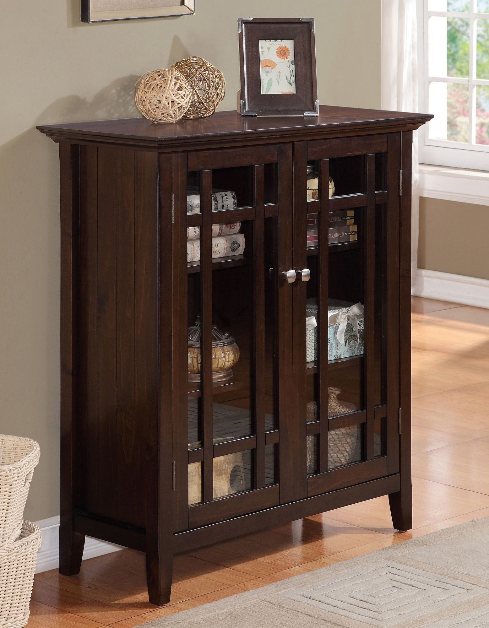 mirrored accent cabinet lovely night stands kitchen fresh storage furniture luxury simpli home bedford media mackenzie table wicker file best awesome tar design ideas modern