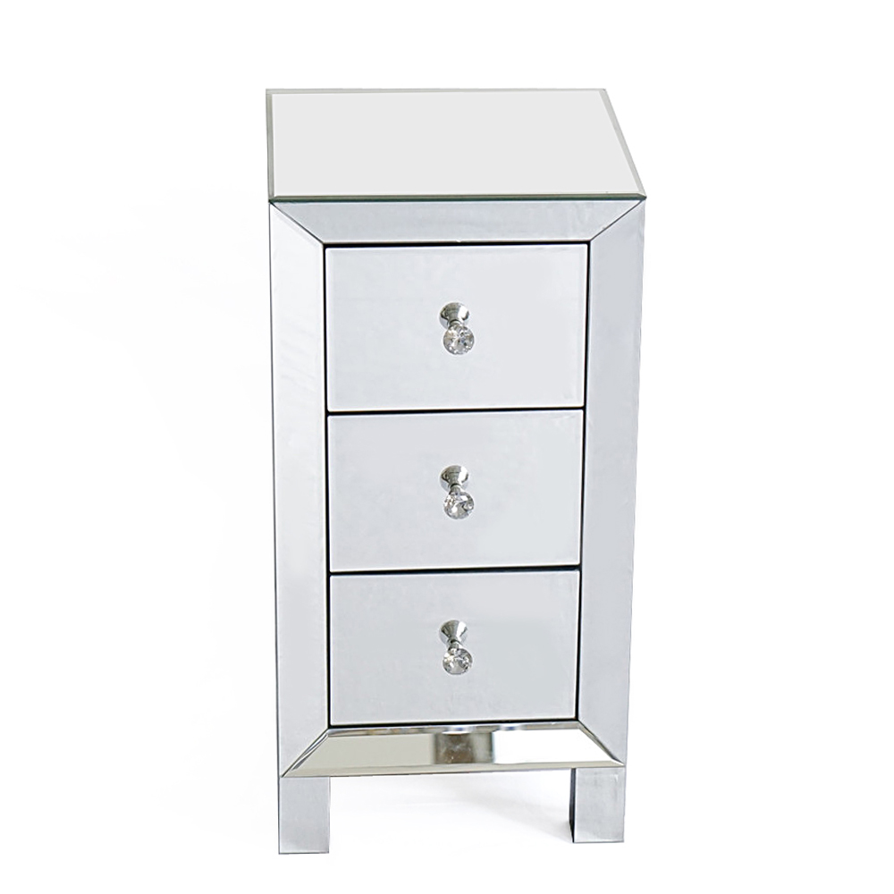 mirrored accent table sofa end nightstand bedside white drum furniture outdoor ideas modern marble coffee lift top square side beautiful tables patio lounger ethan allen room