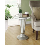 mirrored accent table with drawer collection inch octagon shape pedestal free west elm shipping coupon code wicker patio furniture sets rattan and chairs marble living room 150x150