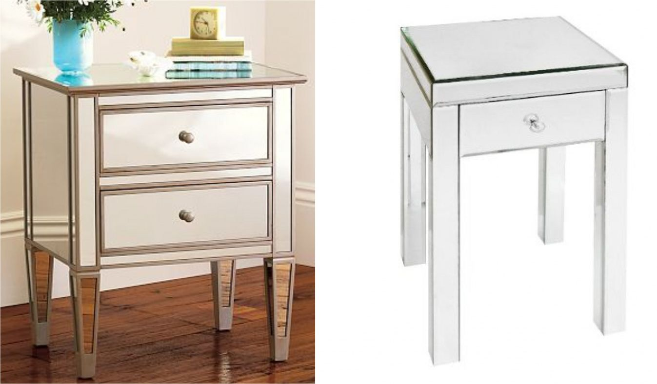 mirrored end table target modern home furniture check more accent with drawer nikkitsfun pine chest drawers ashley marble metal lamp christmas covers and runners dog cage above