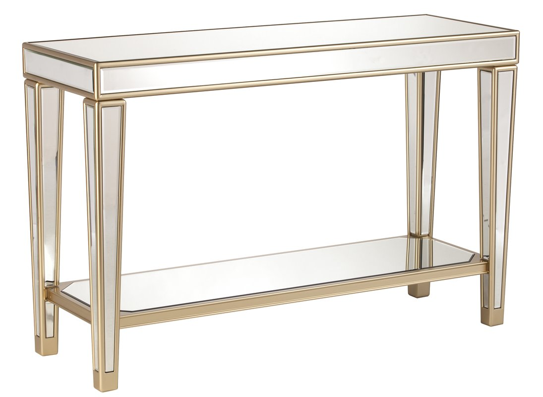 mirrored glass accent table with drawer dresser chest chevron bedside bath and beyond registry login ashley furniture rustic coffee serving tray narrow side gold console mirror
