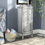 mistana freya jewelry armoire reviews round accent table pottery barn tanner coffee wooden bedside drawers modern trunk wall mounted drop leaf the range lamps half moon with 150x150