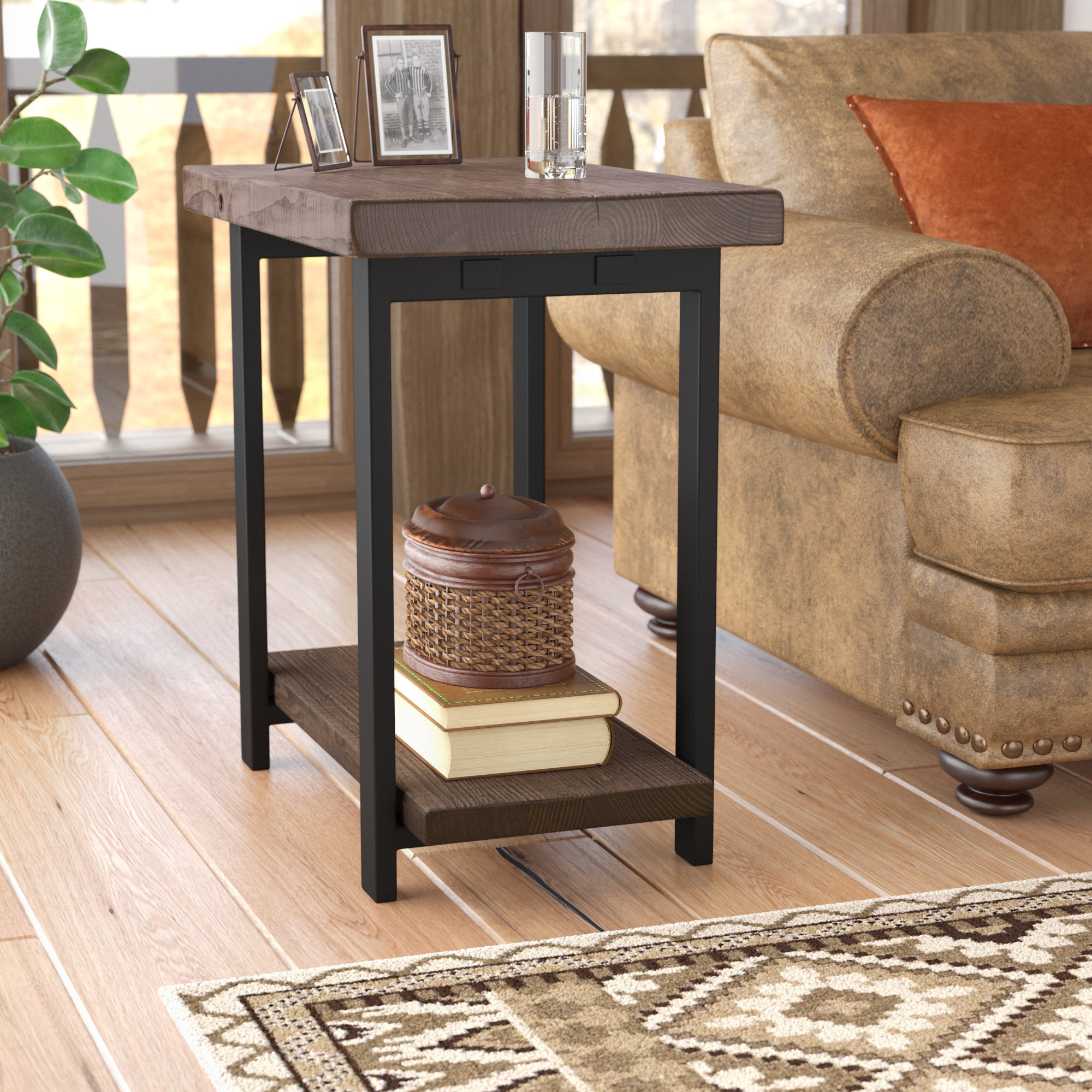mistana veropeso end table reviews hawthorne glass top accent bronze high bistro nest furniture brown marble bar cordless floor lamp rechargeable small mirrored nightstand tiffany
