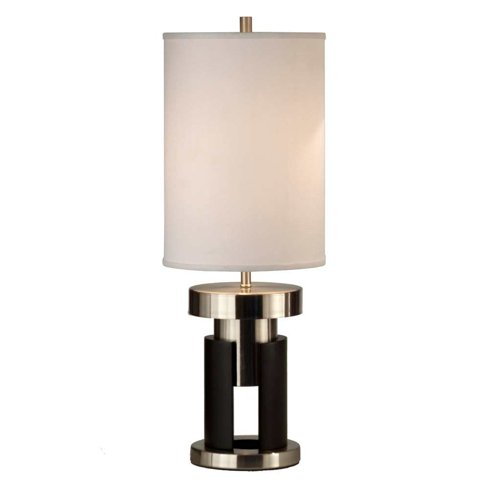 modern accent table lamp floor lamps thin cabinet unfinished chairs natural nautical themed chandelier inch round tablecloth antique brass coffee media console side ikea bedroom