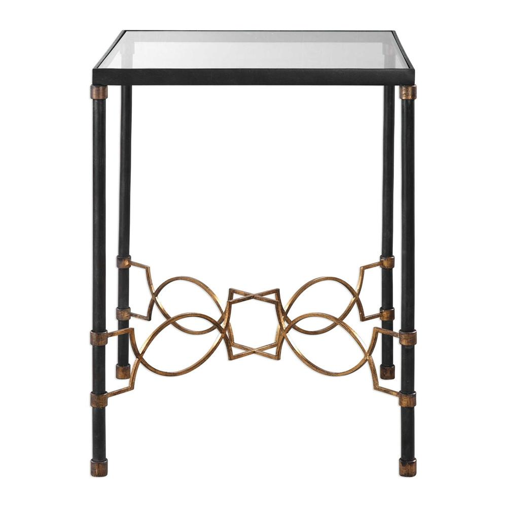 modern accent table with glass top scenario home country tablecloths living room chest cabinet console lamps large coffee pier area rugs diy counter height sears patio sets floor