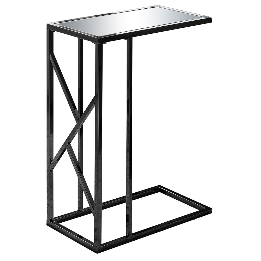 modern accent tables ozark table eurway furniture black mirrored round wood outdoor lights pottery barn mahogany outside box ikea rustic living room sets slim console bedroom