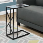 modern accent tables ozark table eurway furniture room gray product outdoor bistro bar height cocktail round tablecloth battery lamps gold bookshelf narrow hallway console cabinet 150x150