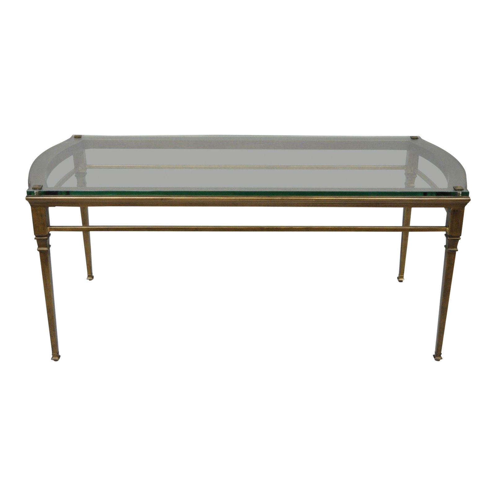 modern bombay company metal glass castleton coffee table chairish and marble top accent hampton bay patio round tablecloth outdoor wicker furniture sets clearance rustic living