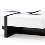 modern coffee table furniture for your living room now mcintosh square storage white black lacquer zuri acrylic accent decorative tables wisteria round pedestal lamps metal trunk 150x150