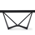 modern coffee table furniture for your living room now serra smoked glass black steel acrylic accent zuri inch legs sofa end tables covers narrow hallway bar height outdoor mirror 150x150
