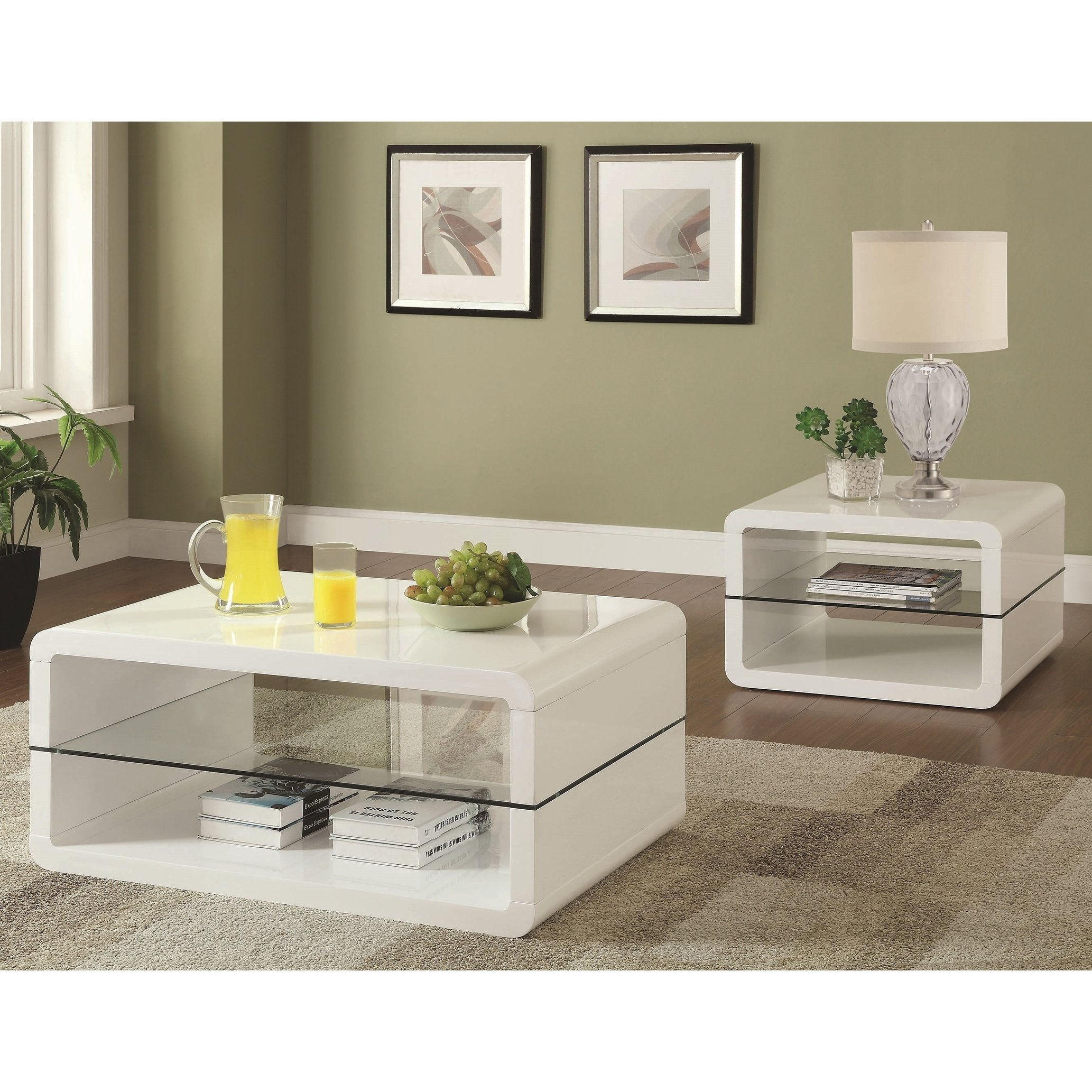 modern cube design living room accent table collection with glass shelf small tables free shipping today lamp shades plus snack ikea long counter height rustic pedestal pier wall
