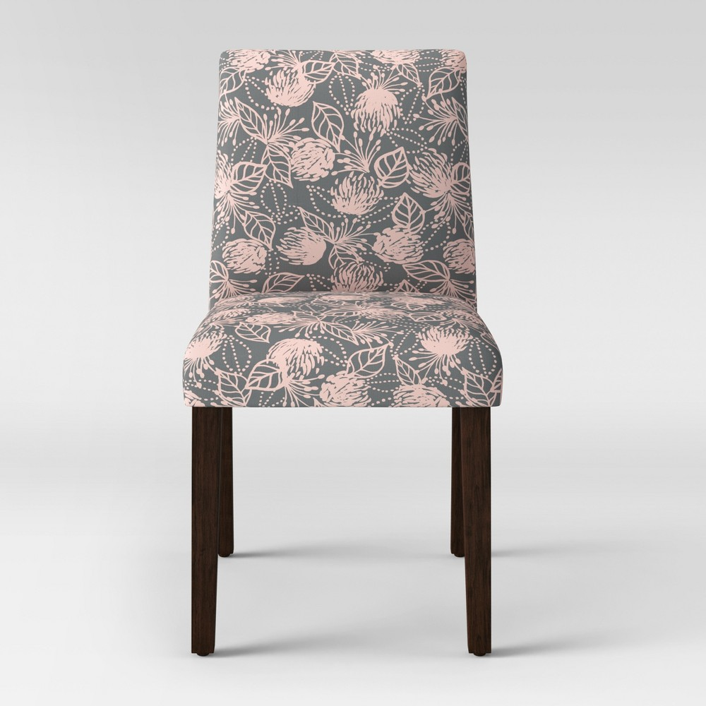 modern dining chair sketch floral gray project pink black accent table target metal hexagon area rugs white circle coffee small bedroom furniture end with usb charger round lucite