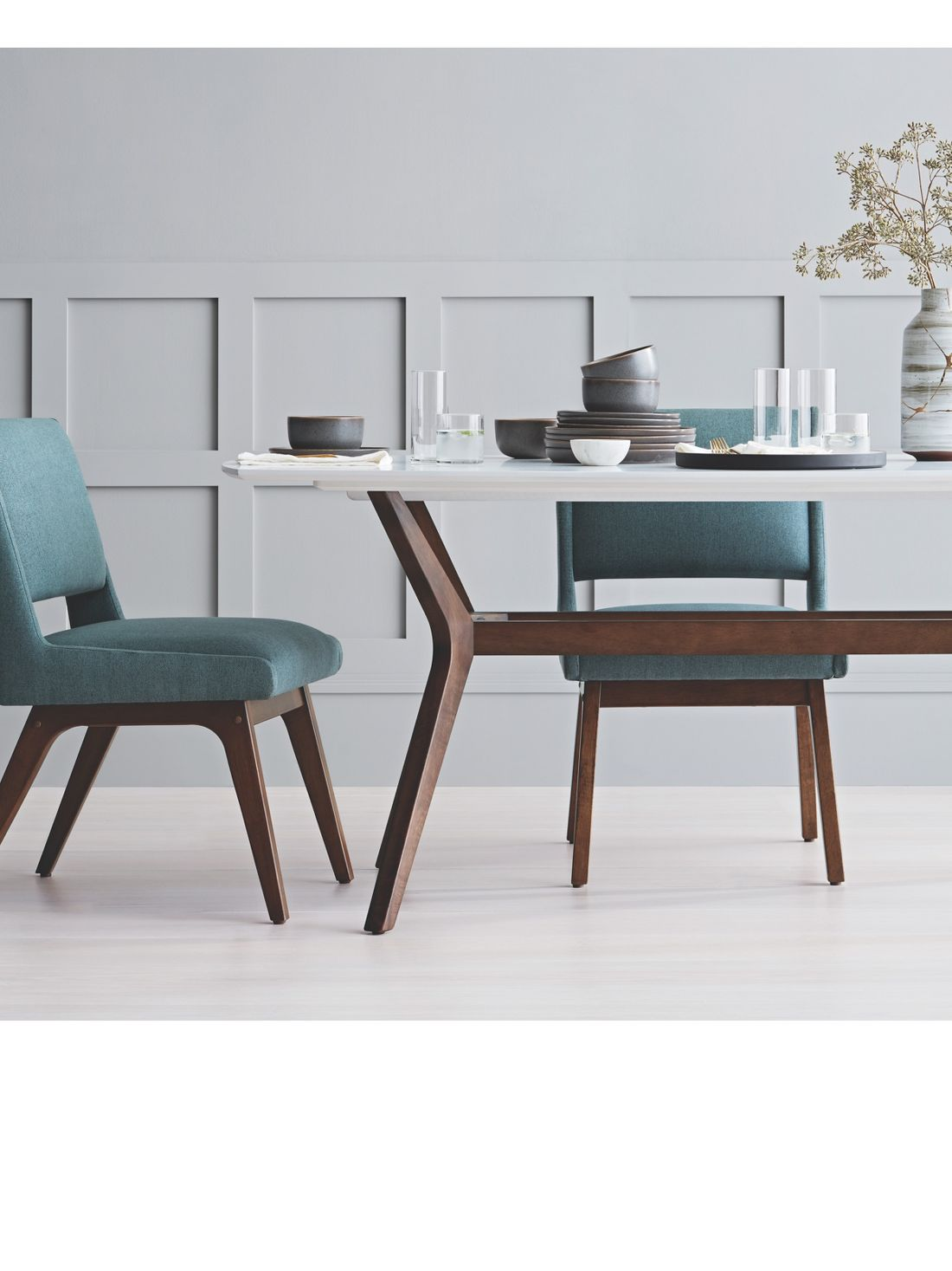 modern dining room collection project target teal accent table kidney side garden chairs set drawer file cabinet small balcony furniture standard end height ikea storage crates