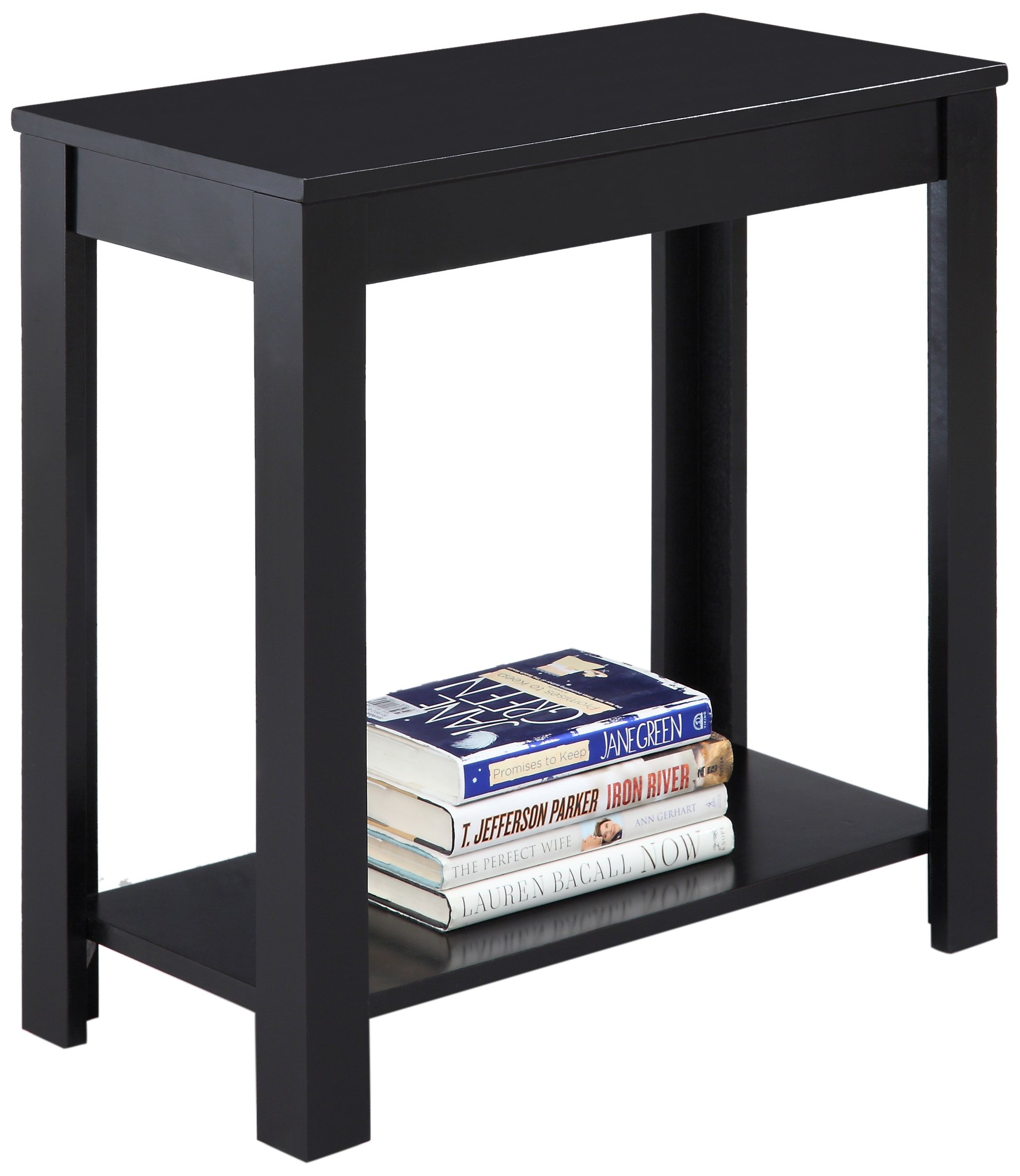 modern end side table storage coffee wood accent living room furniture black new couch covers target white marble cocktail glass and metal outdoor ideas diy tablecloth for small