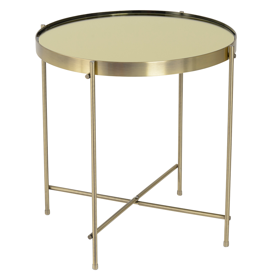 modern end tables contemporary side eurway page trinity table brass outdoor accent trilogy with mirror dark wood decorative cabinets for living room adjustable height small gold