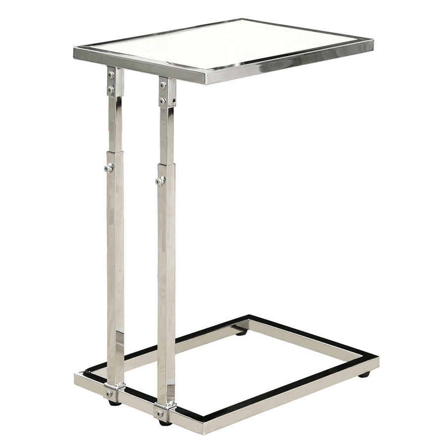 modern end tables maria accent table eurway adjustable glass top small white corner desk walnut bedside unfinished furniture sears patio sets metal umbrella stand inch bathroom
