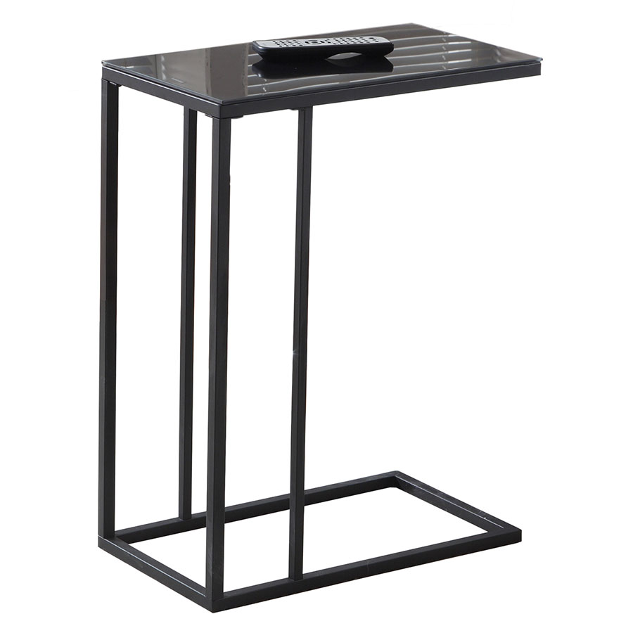 modern end tables tony black accent table eurway venetian bedside nightstands clearance round entry furniture occassional chairs study lamp battery desk barn door small cordless