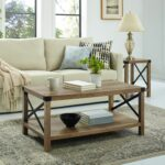 modern farmhouse rustic oak coffee table pier imports accent john lewis side tables painted wood outdoor recliner storage containers nautical dining room chandelier long 150x150