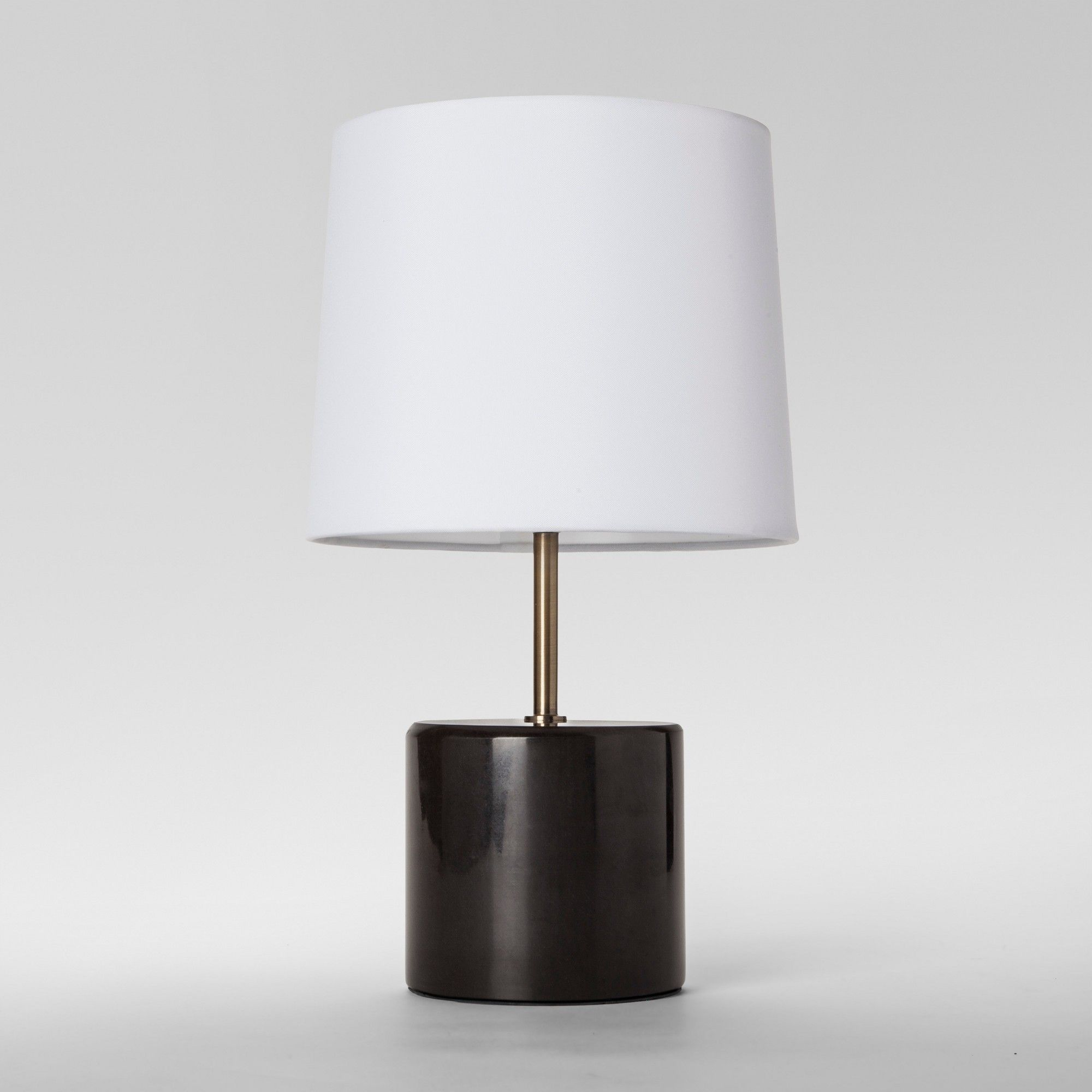 modern marble accent table lamp black includes energy efficient lamps light bulb project yard furniture nesting tables toronto tablette prix antique brass coffee white oval pier