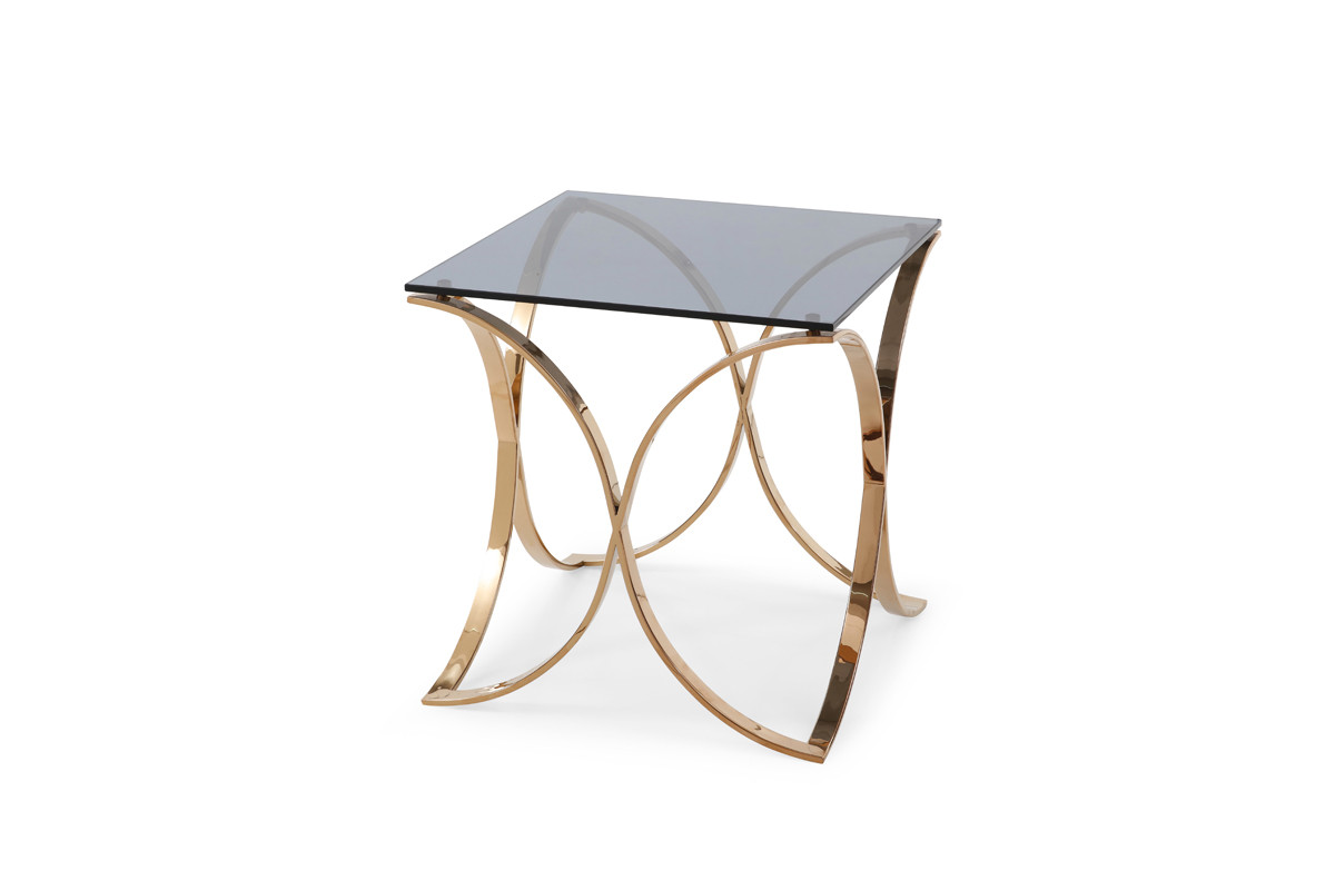modern miami has huge choice end tables and reklaw endtable rose gold accent table modrest smoked glass rosegold chairs with outdoor furniture retailers pool target mirrored side