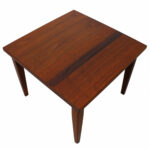 modern mobler rosewood accent table decorator mid century compact square teak walnut turquoise bedside lamps ikea garden shelf sitting room chairs nice design tea blue linens end 150x150