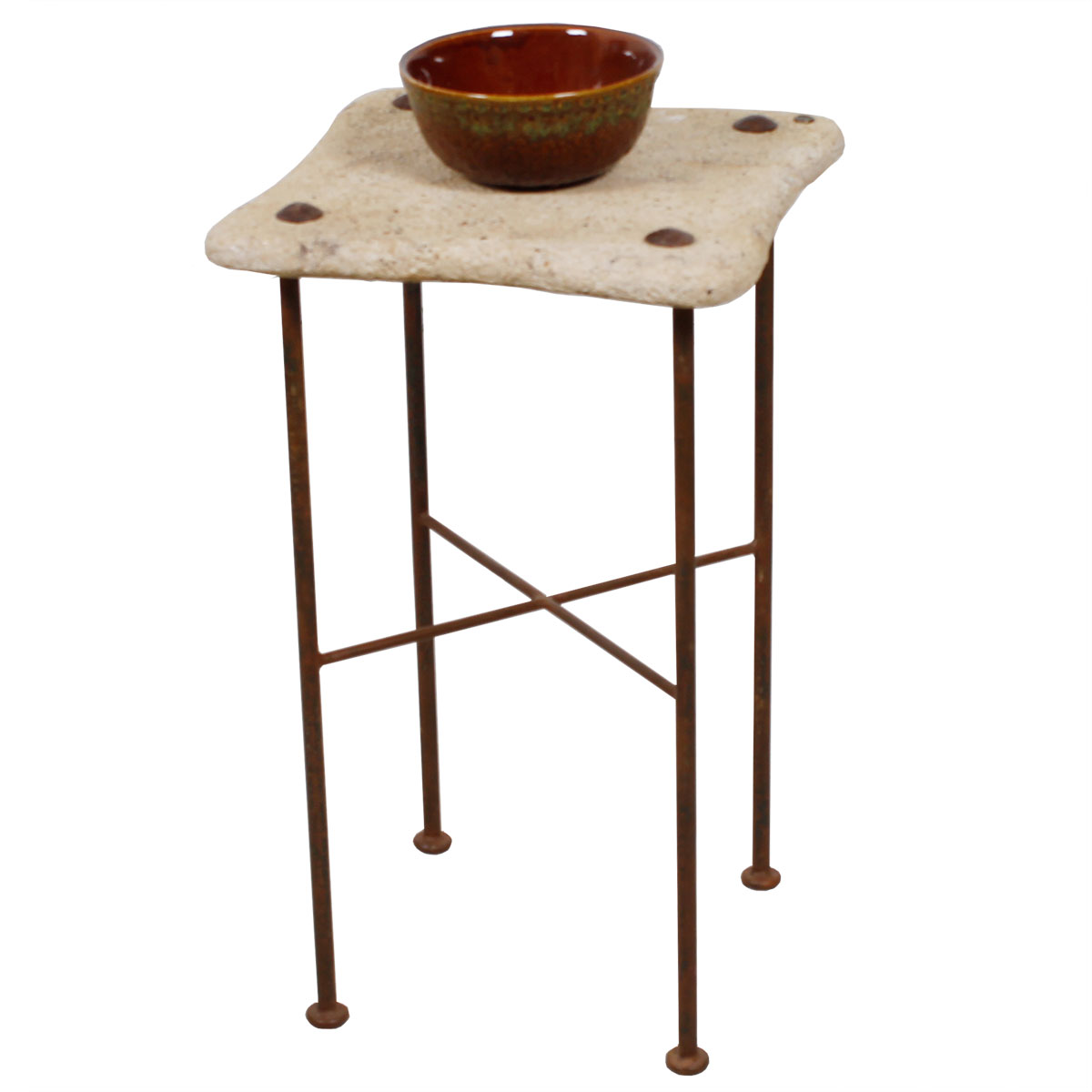 modern mobler tall accent pedestal table decorator zinc trestle danish furniture distressed wood tables shabby chic lamps dale tiffany sconce thin entryway target end and coffee