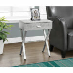 modern nightstands astoria gray cement side table eurway room accent nightstand narrow hallway console cabinet living armchair round cocktail cloths ave six piece fabric chair and 150x150