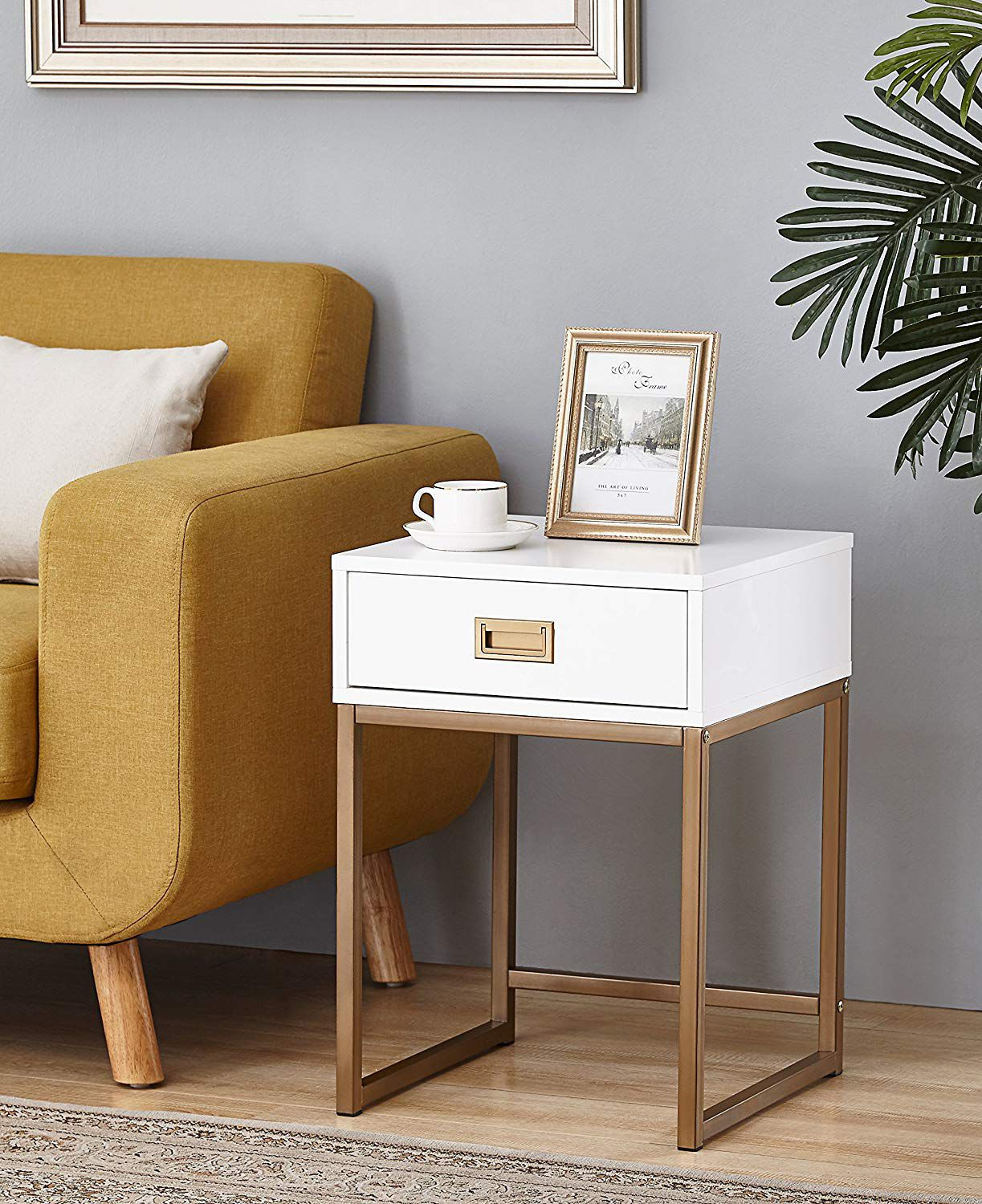 modern nightstands for every bedroom style chic bedside tables tachuri accent table target threshold mosaic short console cherry wood corner drum throne seat top white and gold