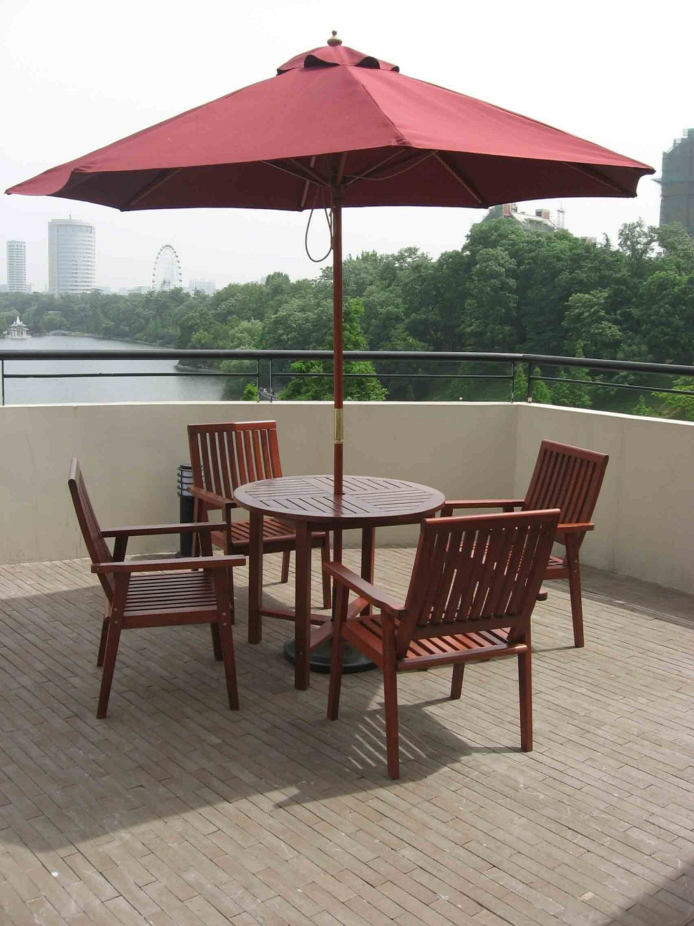 modern outdoor ideas furniture umbrella half base sunbrella round brilliant patio tables with umbrellas side table small inch antique white accent nautical tures tiffany inspired