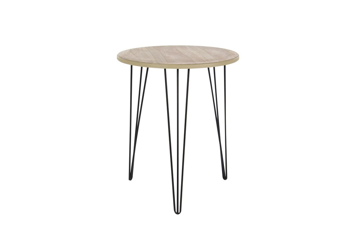 modern reflections wood accent table uma from gardner white furniture contemporary coffee tables toronto dining room clearance moroccan drum placemats and coasters inch wide end