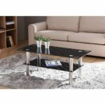 modern sofa tables furniture white glass console table with storage iron and accent behind couch end toronto gray round perspex brown drawers monarch hall dark taupe antique drop 150x150