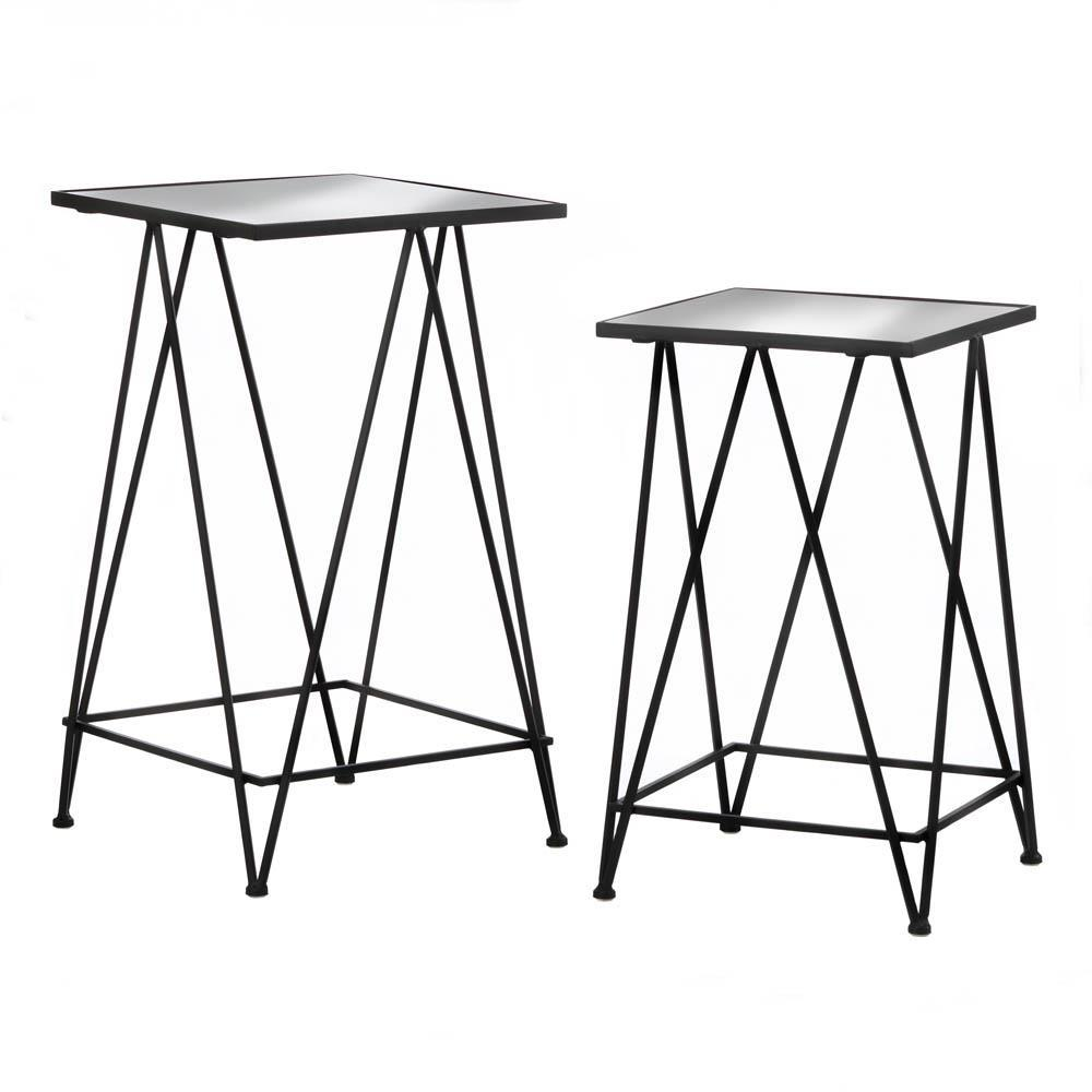 modern square glass tables furniture sold stella saksa accent table stellasaksa sidetable homedecor newarrivals swedish reproduction coffee and side set craft desk weathered wood
