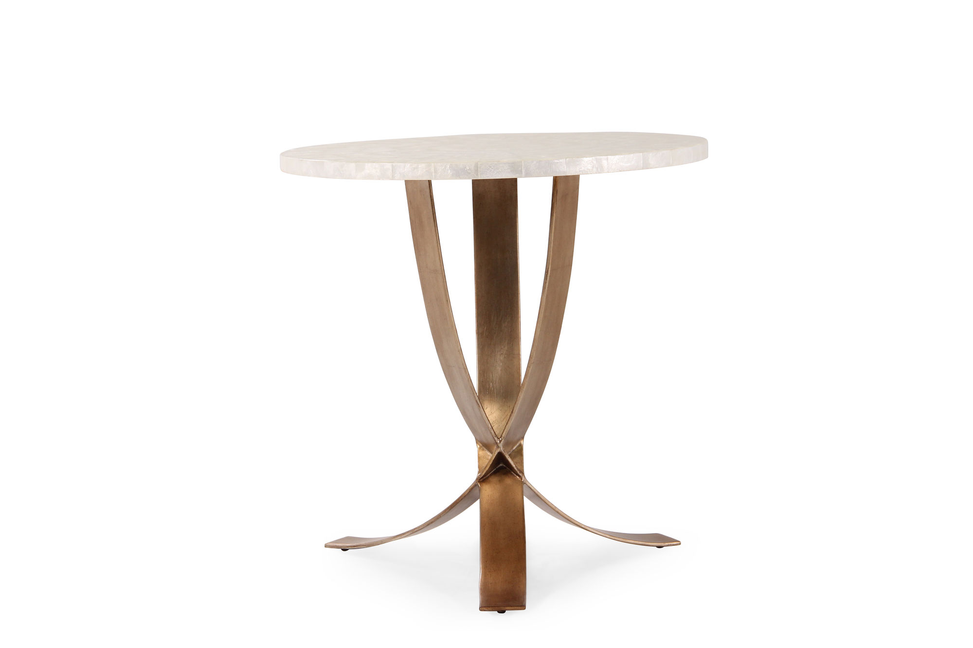 modern steel accent table bronze mathis brothers furniture bht round coffee legs vintage oriental lamps foyer cement maritime light fixtures narrow circle with storage pulaski