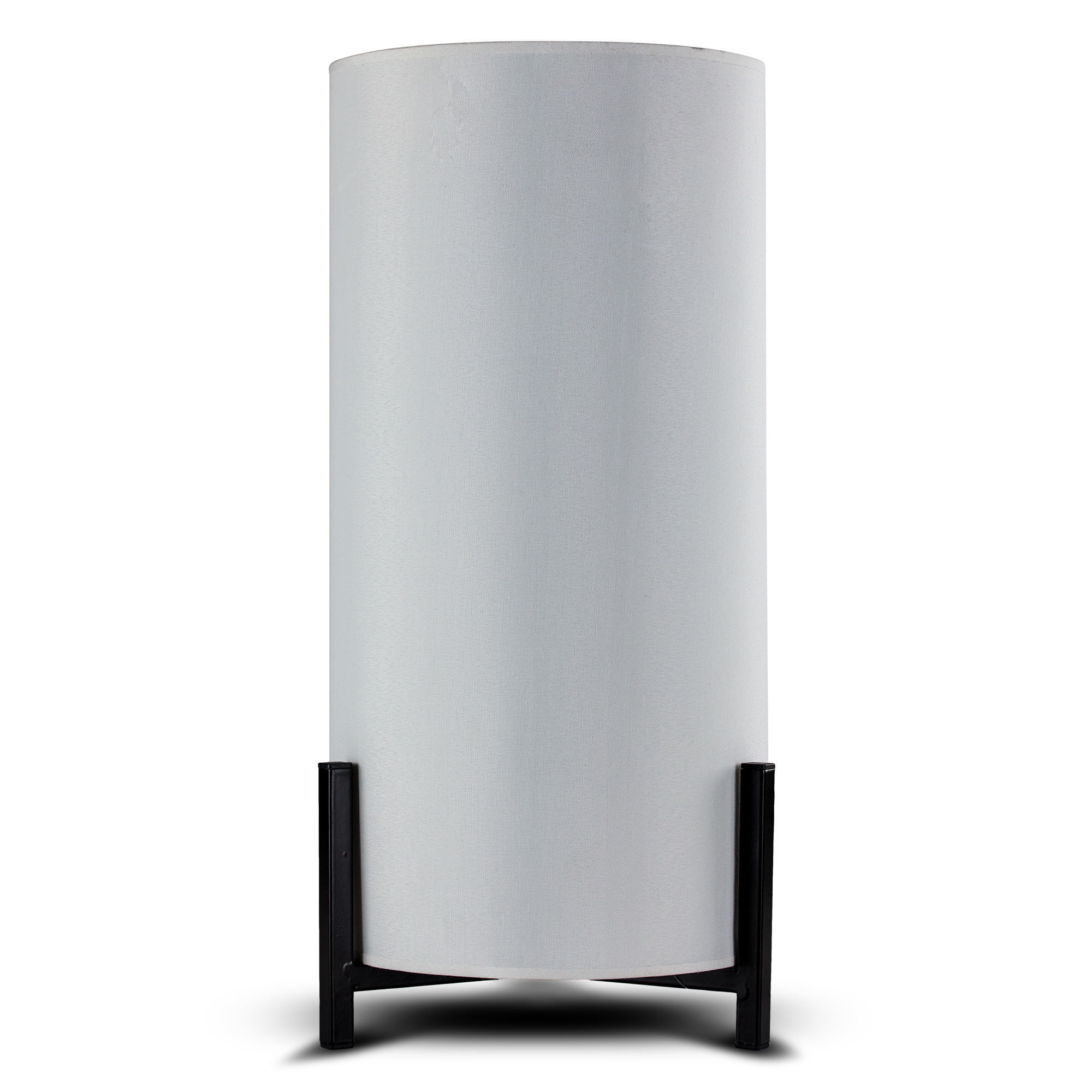 modern stylish white canvas accent table lamp free lamps shipping today pier one area rugs balcony furniture blue mosaic garden bar storage fruit cocktail dining room decor ideas