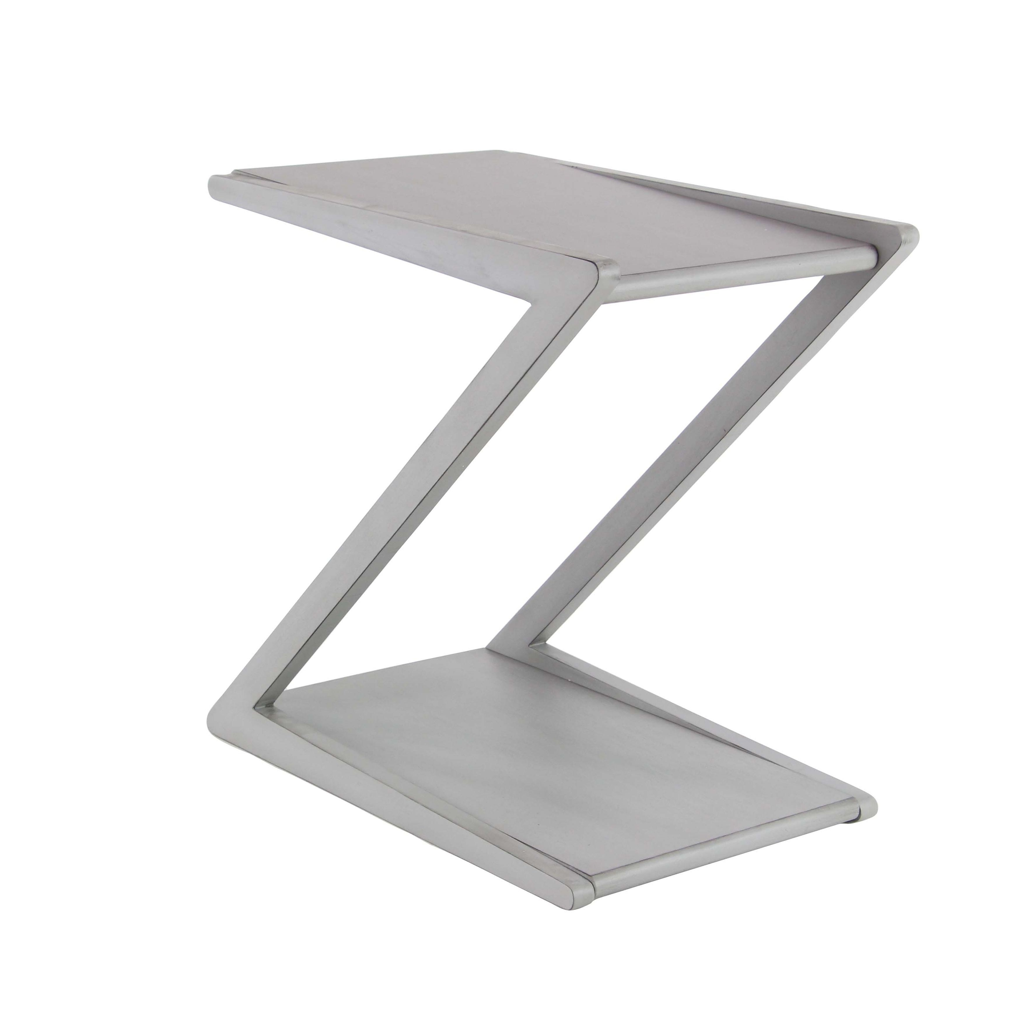 modern wooden shaped white accent table free shipping today glass mirror coffee pottery barn square coastal inspired chandeliers chrome threshold bars floor kids plastic nic globe