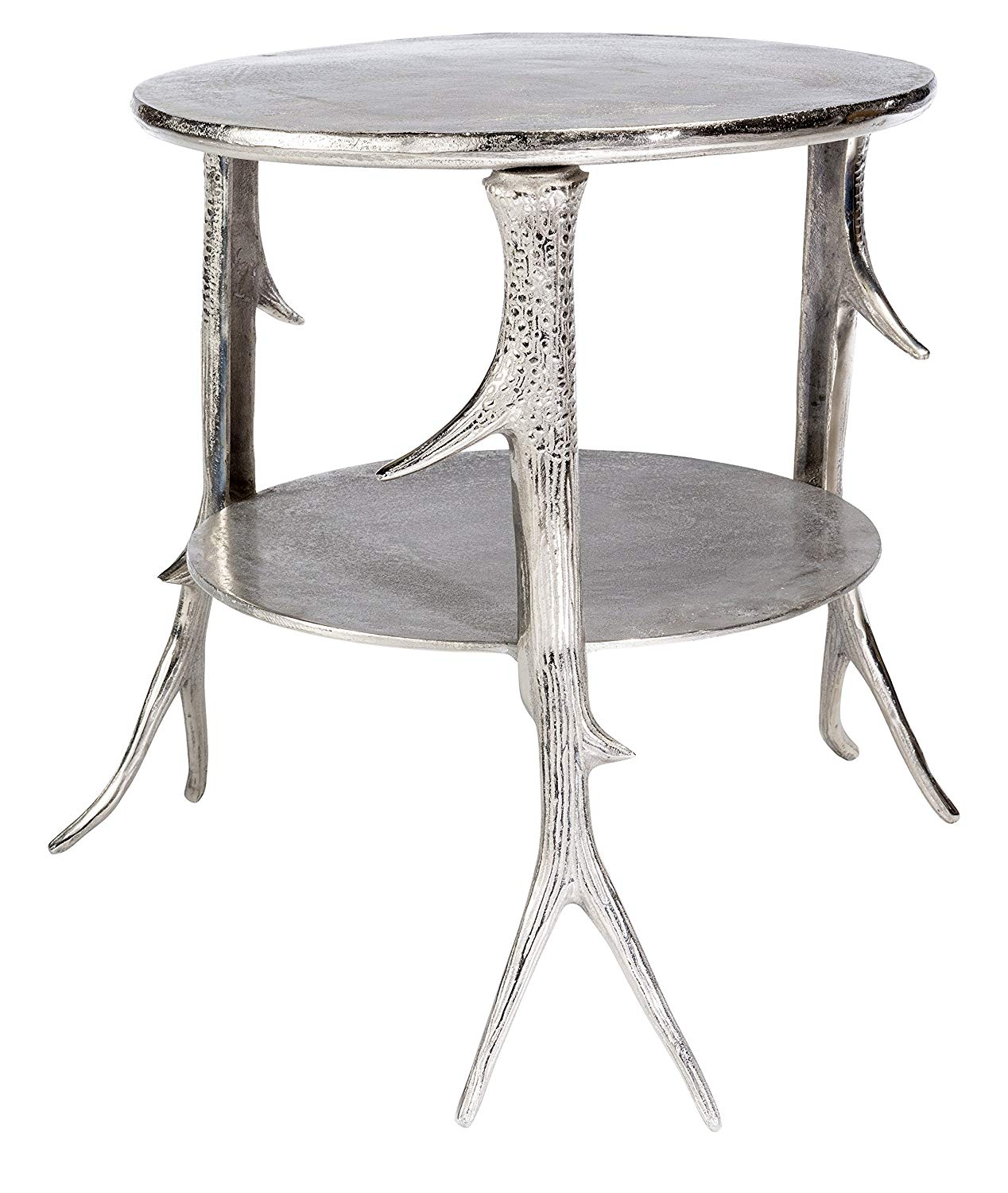 moes home collection sprig accent table with shelf winsome wood cassie glass top cappuccino finish silver kitchen dining narrow small entry half moon occasional inch tablecloth
