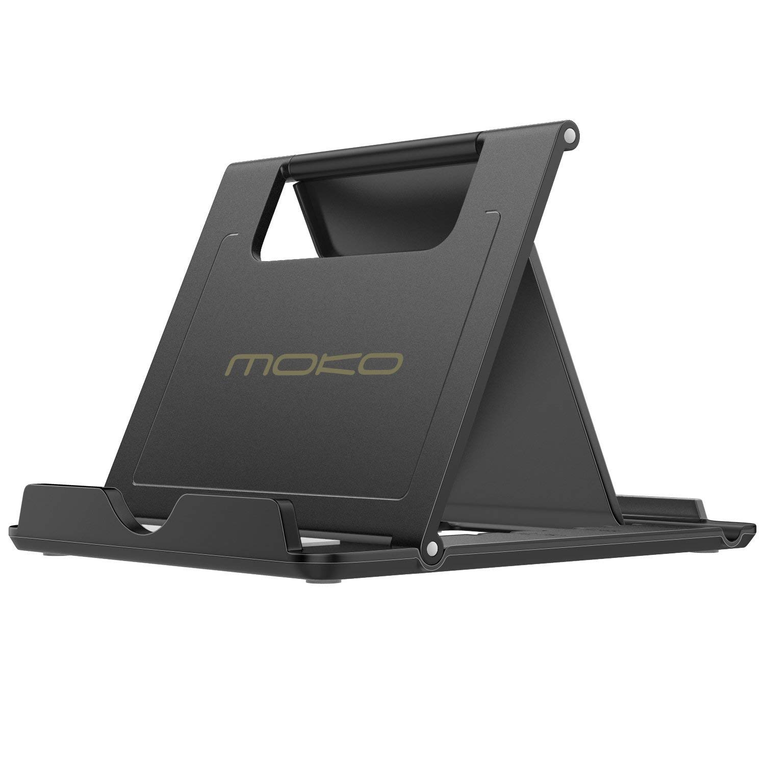 moko cellphone tablet stand foldable multi angle accent plus desktop holder for smartphone fit with iphone max galaxy ipad pro side table designs glass coffee and end sets