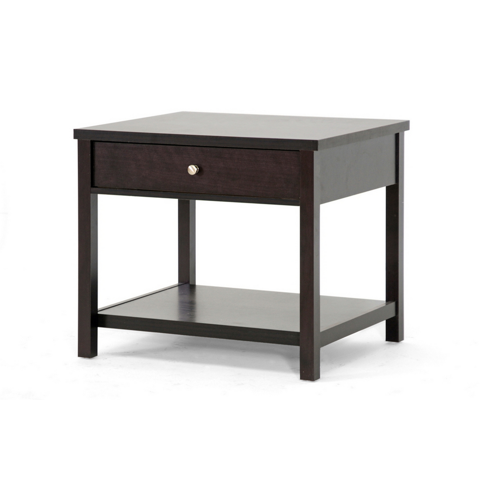 mom urban designs inch brown modern accent table and tables nightstand extendable coffee ikea standard height sofa end piece chair set tier antique chrome legs round wood iron